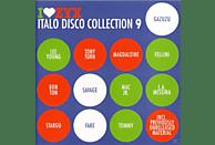 VARIOUS - I Love Zyx Italo Disco Collection 9 [CD]