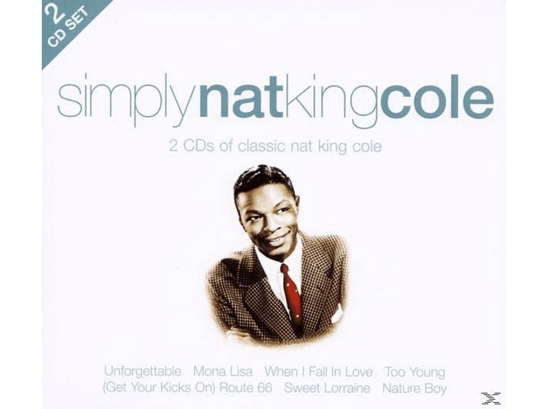Nat King Cole - Simply Nat King Cole [CD]