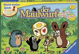 RAVENSBURGER 215706 Der Maulwurf und sein Lieblingsspiel
