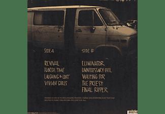 Black Wizzard - New Waste (Red Vinyl)  - (Vinyl)