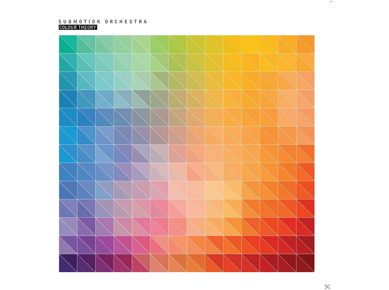 Submotion Orchestra - Colour Theory [CD]