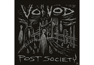 Voivod -  Post Society [Maxi Single CD]