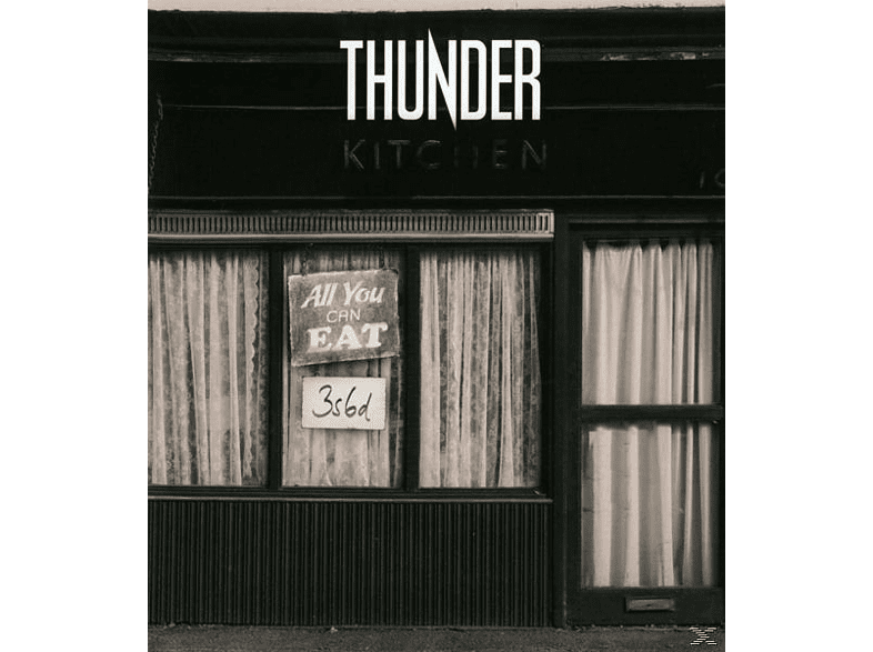 Thunder - All You Can Eat [Blu-ray + CD]