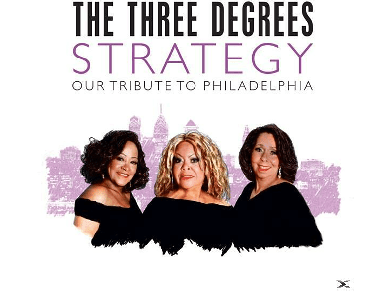 The Three Degrees - Strategy - Our Tribute To Philadelphia [CD]
