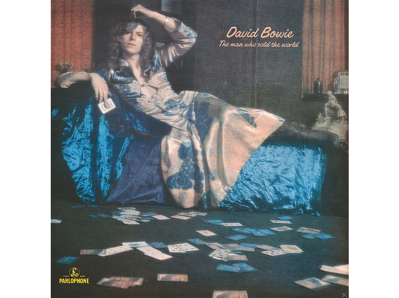 David Bowie - The Man Who Sold The World (Remastered 2015) [Vinyl]