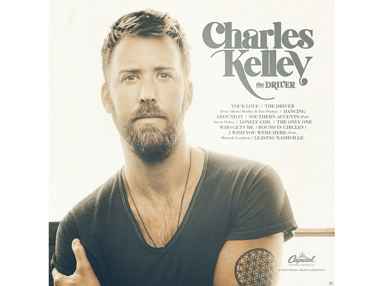 Charles Kelley - The Driver [CD]