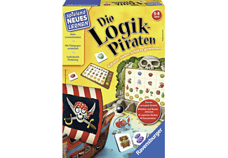 RAVENSBURGER 250271 Die Logik-Piraten