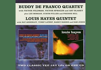 DeFranco,Buddy Quartet/Hayes,Louis Quintet - BLUES BAG/LOUIS HAYES QUINTET  - (CD)