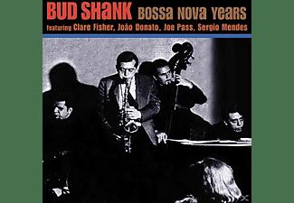 Bud Shank - Bossa Nova Years  - (CD)