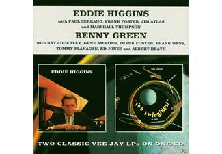 Eddie Higgins - EDDIE HIGGINS  - (CD)
