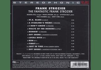 Frank Strozier - FANTASTIC FRANK STROZIER  - (CD)