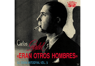 Carlos Gardel - Eran Otros Hombres-Vol.5  - (CD)