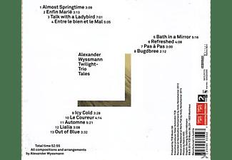 Wyssmann Alexander - Trio Tales  - (CD)