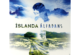VARIOUS - Yslanda  - (CD)