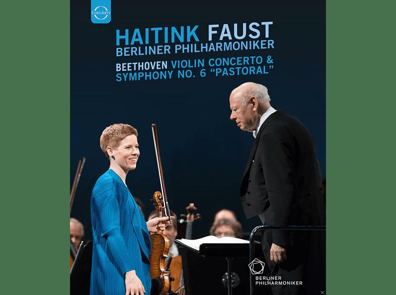 "Isabelle Faust - Violinkonzert & Sinfonie 6""pastorale"" [Blu-ray]"