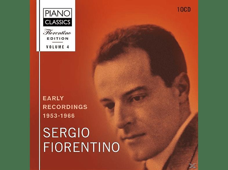 Sergio Fiorentino - Fiorentino-Edition Vol.4-Early Recordings [CD]