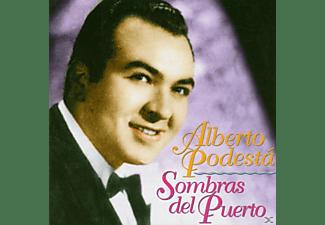 Alberto Podestá - Sombras Del Puerto  - (CD)