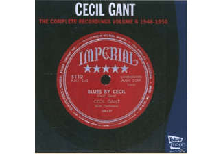 Cecil Gant - COMPLETE RECORDINGS 6  - (CD)