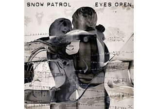 Snow Patrol - EYES OPEN (GERMAN VERSION) - (CD)