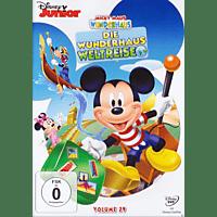 Micky Maus Wunderhaus - Die Wunderhaus-Weltreise  [DVD]