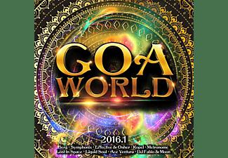 VARIOUS - Goa World 2016.1  - (CD)