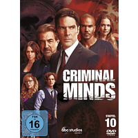 Criminal Minds 10. Staffel [DVD]
