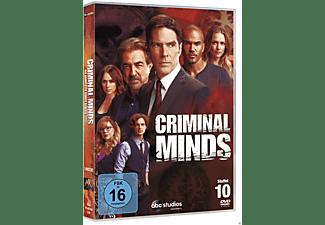 Criminal Minds 10. Staffel DVD