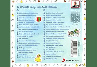 Detlev Jöcker - 40 Schönste Baby-Und Krabbellieder  - (CD)