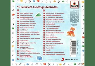 Detlev Jöcker - 40 Schönste Kindergartenlieder  - (CD)