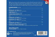 Wiener Philharmoniker - Sinfonien 1-4/Haydn-Variationen [CD]