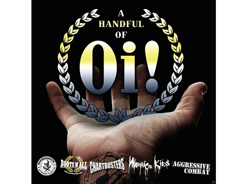 VARIOUS - A Handful Of Oi! [CD]