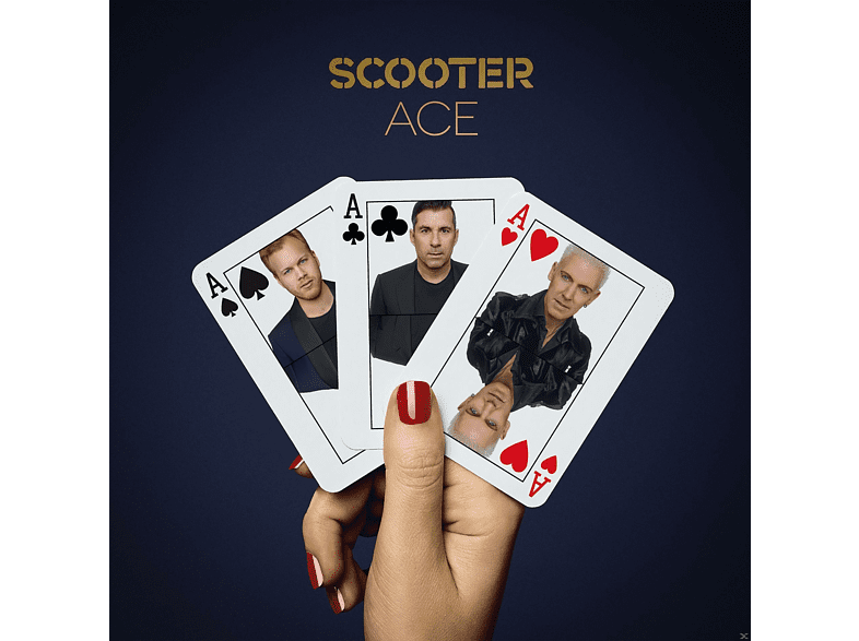 Scooter - Ace [CD]