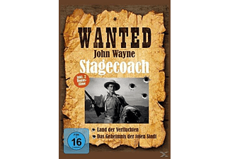 Wanted John Wayne DVD