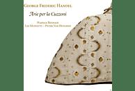 Hasnaa Bennani, Les Muffatti - Arien für Francesca Cuzzoni [CD]