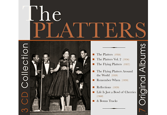 The Platters - 7 Original Albums  - (CD)