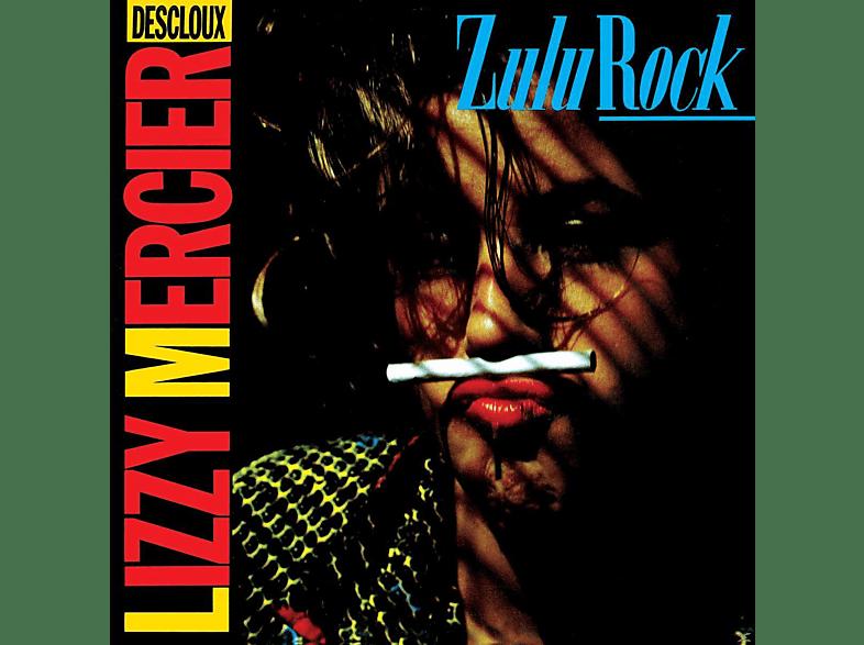 Lizzy Mercier-descloux - Zulu Rock [CD]