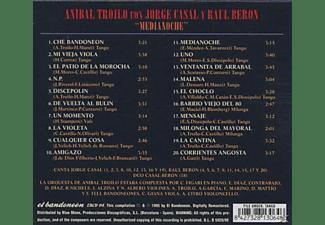 El Bandoneon - ANIBAL TROILO  - (CD)