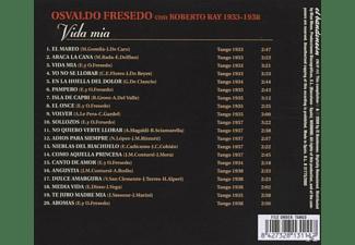 Osvaldo Fresedo - VIDA MIA  - (CD)