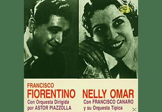 Omar, Nelly / Fiorentino, Francisco - Nelly Omar & Francisco Fiorentino  - (CD)