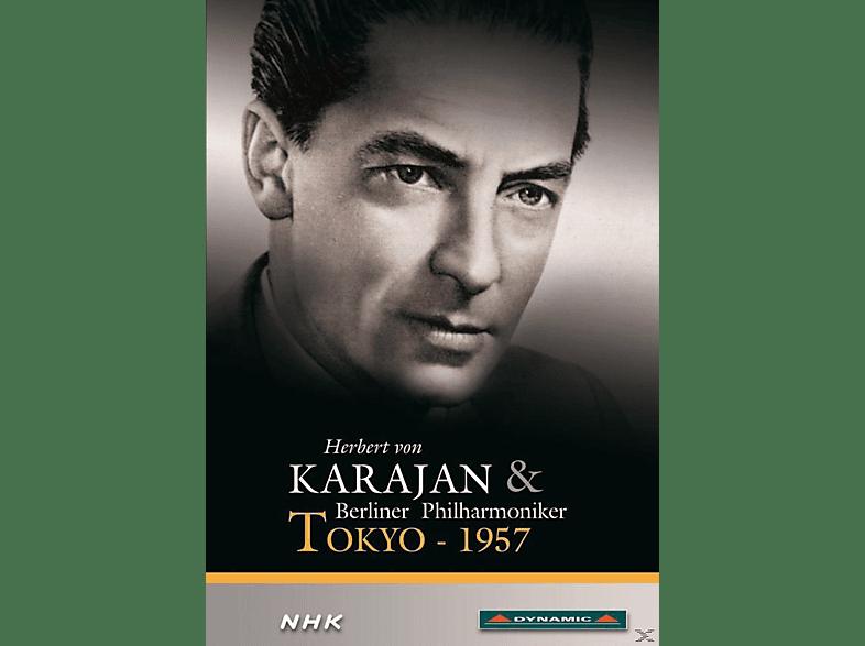 Berliner Philharmoniker - Tokyo 1957 [DVD]