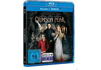 Crimson Peak Blu-ray