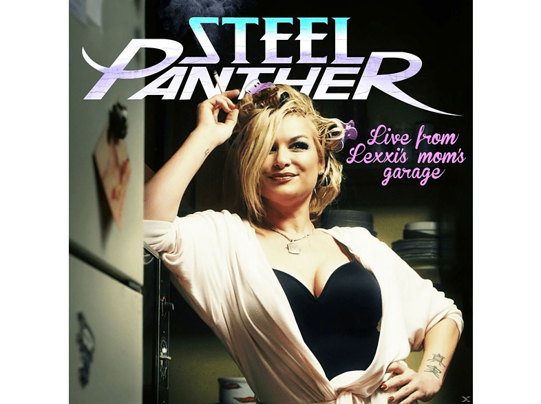 Steel Panther - Live From Lexxi's Mom's Garage [CD]