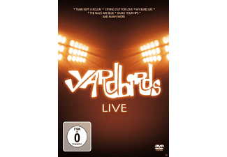 The Yardbirds - Live  - (DVD)