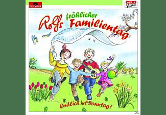 Rolf Zuckowski - Rolfs Fröhlicher Familientag  - (CD)