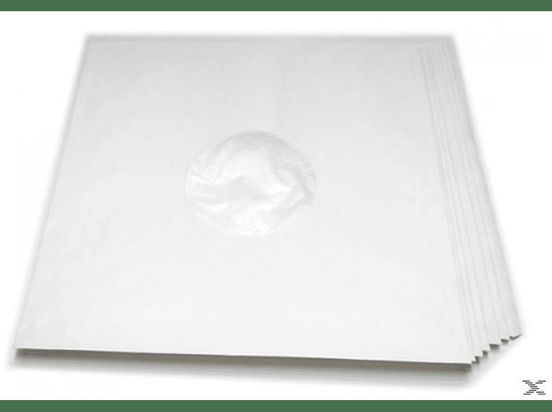 Lp-innenhüllen Weiss Gefüttert - LP-Innenhüllen Weiss Gefüttert (25 Stück) [Sonstiges]