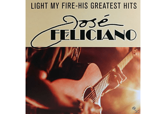 José Feliciano - Light My Fire-His Greatest Hit  - (Vinyl)