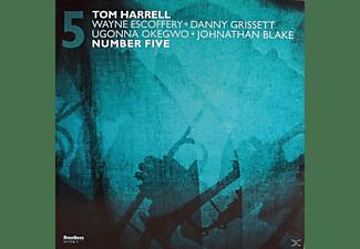 Tom Harrell - Number Five  - (Vinyl)