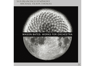 M.T. Thomas, San Francisco Symphony Orchestra - Works For Orchestra  - (SACD Hybrid)