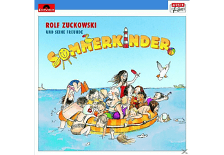 Rolf Zuckowski, Rolf Und Seine Freunde Zuckowski - Sommerkinder  - (CD)