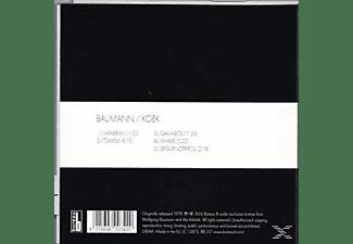BAUMANN/KOEK - Baumann Koek  - (CD)